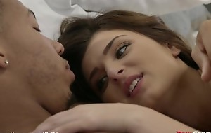 Leah Gotti Fucks Her Black Step-Brother