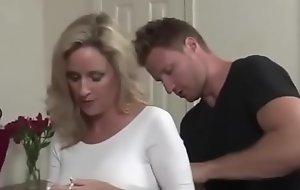 Milf With Multi Orgasm Bitch Hot Mom Seduces Her Stepson