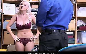 Emily Right Acquires Her Big Boobs Mamma Screwed Away from LP Officer Be useful to Stealing