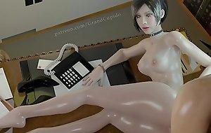 Resident Evil Ada Wong Survival sex [Nude]