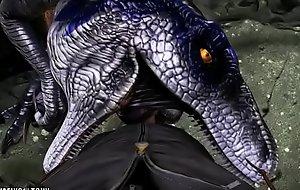 hot fuckfest velociraptor