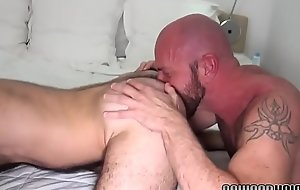 Perishable wolf doggy style drilling tight ass