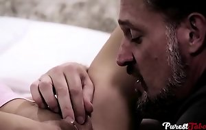 DADDY Punishes his lil girl-PURETABOO