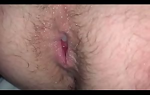 Mancunt gape slow motion