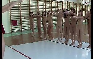 Nudist joggers