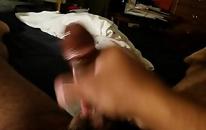 Porn addiction and stroking