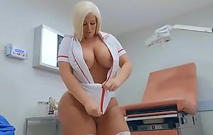 Fucking A Thick MILF Nurse Julie Cash. (WATCH FULL: rebrand.ly/brj) [skip ad]