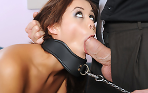 Cheating Girlfriend Receives Dominated