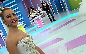 Turkish Bride Revealing downblouse