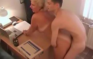 Mother fucks sons friend