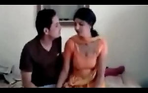 Adorable Together with Shy Shweta Giving Blowjob Together with Getting Fucked Hard-1
