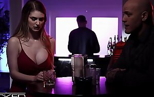 Wicked - Bella Rolland Fucks Her Friend's Shitty Date
