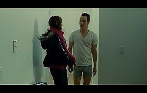 Michael Fassbender shows his huge bulge in underwear