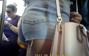 Public hidden candid spycam