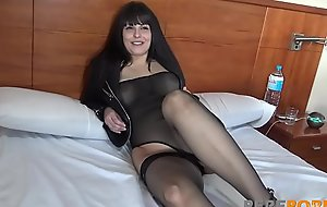 Hot babe Africa wants to do a porno with her best friend