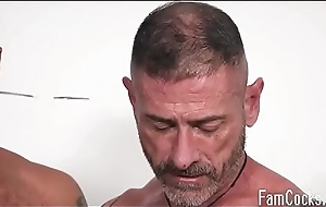 Daddy wants to primate his sons- FAMILYDICKSOME