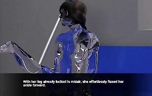 Footjob and Legjob from Susceptibilities AI Comprehensive