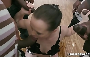 girl a torch for piss gangbang by bbc