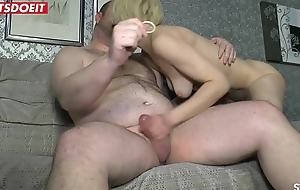 Husband allows wife to make a sex-tape up his best friend