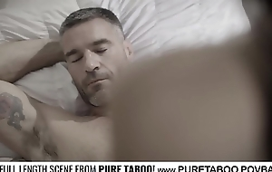 PureTaboo - The Bad Uncle Returns - Uncle Convinces Niece Wide Help Lure Plus Sweet-talk The brush Younger Sister