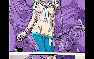 Fuck Doll Tekuho Comics