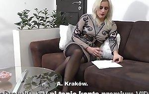 Piękna ciocia wraca z czech Polskie porno