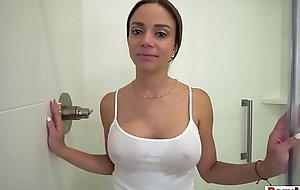 My latina stepmom can shake her ass like a pro