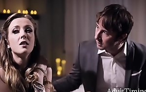 Hot Bride Blackmailed Into Marriage - Karla Kush