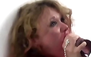 Well-endowed WHITE Cully GETS BRUTALLY SLAPPED Hither AND FACE FUCKED BY BBC - Naughty Natali