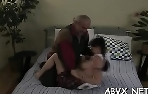 Coarse lesbo subjugation in amateur scenes along hot babes