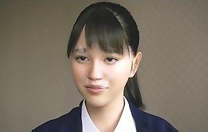 3D Babe schoolgirl casting