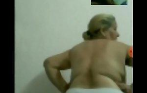 Abuela Arrecha y Pajera