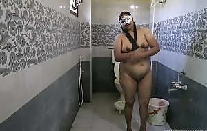 Dipinitta Bhabhi Morose Indian Mother In Law Filmed In Shower