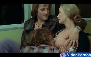 Scene Brigitte Fossey in Going Places (1974) - VIDEOPORNONEXXX movie clip