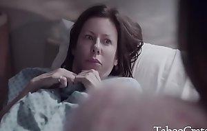 A Comatose Patient Taken Advantage Of 2 Perverted Nurses -Alexis Fawx