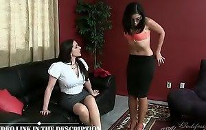 WOMAN BEING HYPNOTIZED AND CONTROLED BY HER HUSBAND'S MISTRESS ft. Goddess Alexandra Snow, Sahyre (Full video link in description)