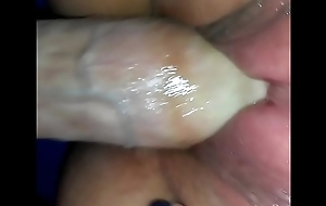 Baby takes daddy's cock