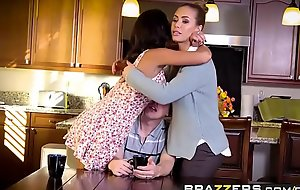 Brazzers - Real Wife Stories - (Nicole Aniston, Jessy Jones) - Fucking Neighbors