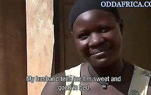 African Sex Lessons