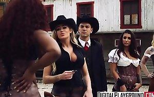 XXX Porn movie - Rawhide - beautiful big-booty infant