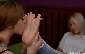 Sasha foxx beautiful foot venerate Prizefight