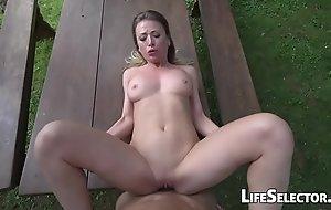 Vera Appreciation - Lustful Sex Outdoors (POV)