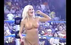 Wwf Wwe Divas - Torrie Wilson V Origination Marie (Bikini Match)