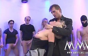 German Mom Anal Gangbang Bukkake