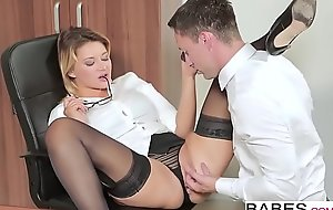 Babes - Office Butterfly - (Lutro) and (Anna Polina) - My Beastly Mr Big brass