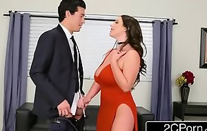 Charity Auction With Pornstar Angela White