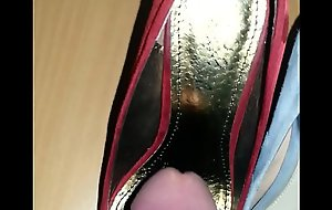 masturbation women's shoes...