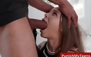 Submissived presents Driving Miss Rowe with Liza Rowe sexy xxx fuck video 01