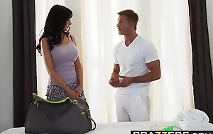 Brazzers - Dirty Masseur - Diana Prince Bill Bailey - Massaging the Ex