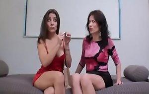 Lesbian babes Hypno Rare